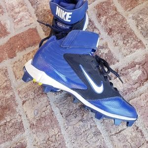 Nike Huarache Baseball Cleats 4Y